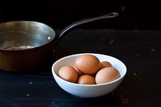 How to Cook Eggs Every Which Way - poached, fried, hard boiled, scrambled, omelet & more...get it perfect every time!
