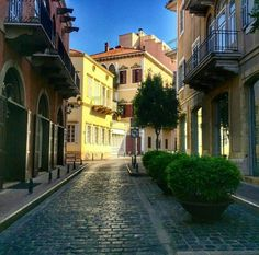 A quiet stroll through Saifi Village, Beirut
