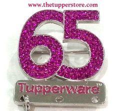 Celebrating 65 years of Tupperware 2013
