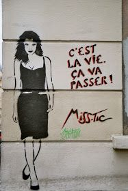 Arts: Street art-Miss. Street Art Banksy, Graffiti Art, Art Database, Street Signs, Art Studies, Paris Street, Land Art, Street Artists, Illustrations