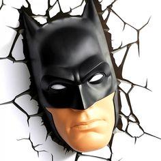 Batman Deco Light for # 3d Deco Light, Batman Cake Topper, Geek Home Decor, Foto 3d, Batman Gifts, Batman Mask, Background Images For Editing, Game Room Design, Batman Universe