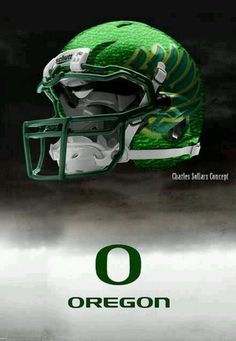 Oregon Ducks love this helmet!!