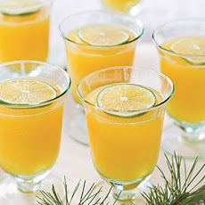 Brandy Slush VII Recipe- I used a holiday spice tea and these were yum-tastic!