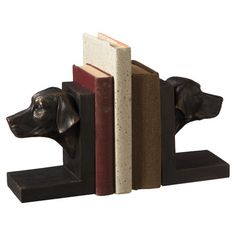 Labrador Retriever Bookend (Set of 2) #dog