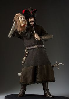 Vlad Tepes - Vlad was the epitome of savage brutality. With his ability to adjust quickly and his determined self-preservation; he ruled over Walachia for decades. His record of sadism and mass murder was unparalleled and shocked even the Turks, his part time allies, then enemies. He is a Romanian hero today.