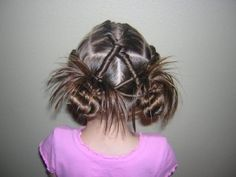 I will learn how to do this to girls' hair! this blog is an awesome how-to for braids & other hairstyles