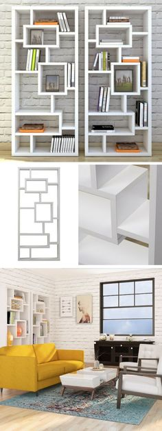 Check out the Cleisthenes Bradshaw Unique Bookcase @istandarddesign