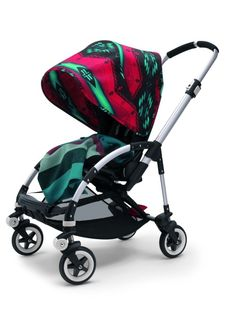 The Jacquard design is rugged and recognizable with its grey and deep red tones throughout its pattern. Pendleton infuses the Spirit of the Peoples pattern for the Bugaboo Bees accessory set. Spirit of the peoples design exclusive for Bugaboo Bee. Bugaboo Bee Stroller, Baby Strollers, Travel Stroller, Our Baby, Baby Boy, Pendleton Fabric, Western Babies, Preparing For Baby, The Donkey