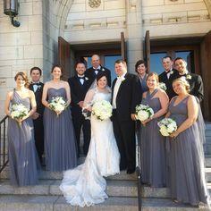 "Leigh Pearce, Owner + Designer (@leighpearceevents) on Instagram: ""Happy wedding day Lauren + John!! 💕 #edgetswed #greensboroweddingplanner"""