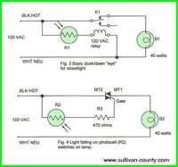 Photocell Switches On Triac Circuit Diagram Circuit Switches