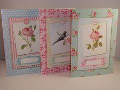 Tilda postcards