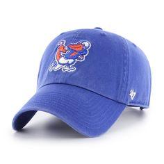 more photos 98d51 7036a Florida Gators 47 Brand Royal Blue Vintage Retro Clean Up Adj. Slouch Hat  Cap