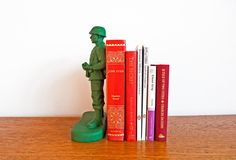Fancy - Home Guard Bookend