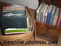 Recovering Church Lady: Random Journal Day - Praise IN the Garbage
