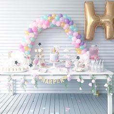 Unicórnio é pop! Muitas ideias para sua festa aqui | Baby & Kids | It Mãe
