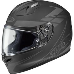 HJC Force Men's FG-17 Street Motorcycle Helmet - MC-5F / 2X-Large. The race-ready helmet tested at Wind Tunnel Laboratory. Advanced Fiberglass Composite Shell: Lightweight, superior fit and comfort using advanced CAD technology. All sizes of cheek pads are interchangeable in all helmet sizes. SilverCool Interior: Moisture-wicking and odor-free liners with advanced anti-bacterial fabric. Crown and cheek pads are fully removable and washable.