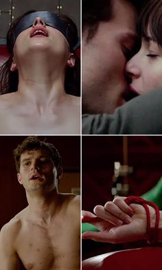 Fifty Shades Of Grey: Hottest Scenes We Need To See In The�Movie