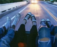 I just want all the converse, mmkay?