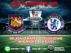 Prediksi Bola  - Prediksi Skor Bola akan memberikan ulasan tentang Pediksi West Ham vs Chelsea 7...