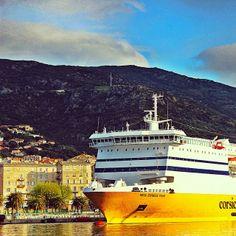 Port de Bastia - Corsica