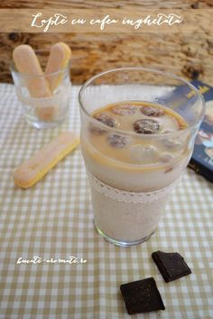 Frappe, Panna Cotta, Tea Cups, Pudding, Ethnic Recipes, Desserts, Food, Fine Dining, Syrup