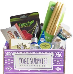 Yogi Surprise Monthly Subscription Box ... I want it!