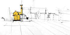 Concorso internazionale di progettazione di housing sociale, un borgo sostenibile, Figino, Milano 2009
