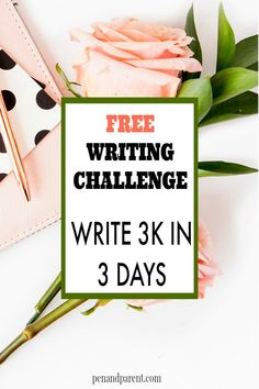 Are you looking for a writing challenge to overcome writer's block? Discover this free writing challenge that help you get the job done! writing challenge tips Creative Writing Prompts, Essay Writing Tips, Writing Advice, Writing A Book, Writing Resources, Teacher Resources, Make Money Writing, Make Money Blogging, How To Make Money
