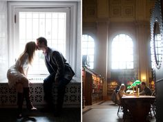 boston public library engagement photos - Google Search