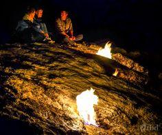 The eternal burning flames of Chimaera. Traveling, Turkey, Wanderlust, Outdoor Decor, Viajes, Turkey Country, Trips, Travel