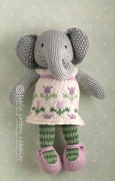 ethel by littlecottonrabbits, via Flickr