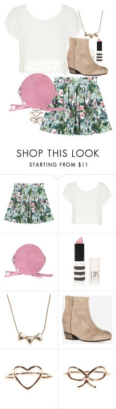 Lydia Inspired Amusement Park Outfit by veterization on Polyvore featuring American Retro, John Lewis and Topshop