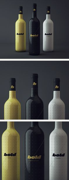 Bold® Wine Collection by Isabela Rodrigues