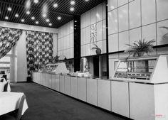 restauracja dworcowa we Wrocławiu w latach 70'