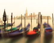 "Just didn't have time to get Venice when we were in Italy. ""Pirouette"" Limited Edition Photograph by John and Debora Scanlan. Venice Italy."