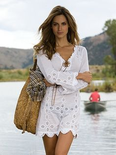Boho Beauty-Cute dress or cover-up