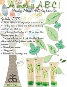 Purchase Arbonne's Pure, Safe & Beneficial products at http://tommiecassen.arbonne.come