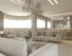 Stunning all white modern luxury white living room decor with transitional sofa in white velv Living Room White, Living Room Decor, Transitional Sofas, White Velvet, Upholstered Sofa, Space Furniture, All White, Modern Luxury, Sectional Sofa