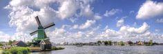 Zaanse Schans - panorama