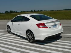 2013 Honda Civic Si Coupe   Car Reviews And Pictures