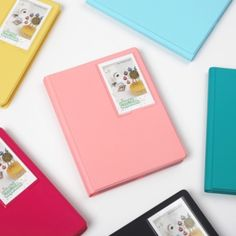 Large Instax Mini Album -- for that instax camera I'm determined to own Polaroid Photo Album, Mini Polaroid, Polaroid Photos, Instax Mini Album, Fujifilm Instax Mini 8, Instax Camera, Mini Photo Frames, Summer Camps For Kids, Travel Scrapbook