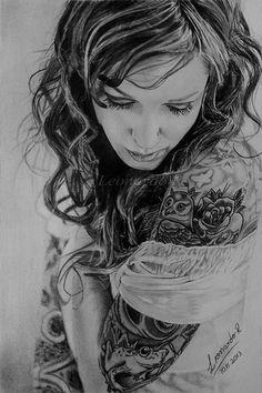 DRAWING /Desenho By Leonardo Ramos
