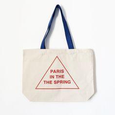 Paris in the Spring Bag