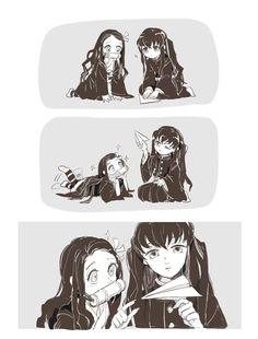 歯 on - Decor Anime Angel, Anime Demon, Manga Anime, Anime Art, Demon Slayer, Slayer Anime, Me Me Me Anime, Anime Love, Dark Fantasy