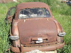 *1950 Ford Sedan