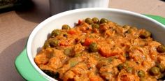 Crock Pot Veggie Curry