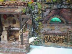 Foro de Belenismo - Miniaturas, detalles y complementos - el taller de pan y bollería