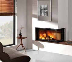 Fireplace On Pinterest Fireplaces Corner Fireplaces And