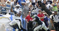 NFL: San Diego Chargers beat Seattle Seahawks; Houston Texans move 2-0