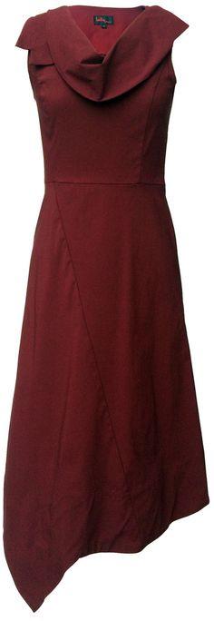 J jill red dress vector